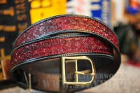 Q Ray Shun - a mens belt