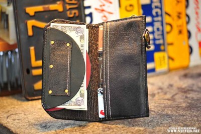 The Uce, Poly Longbone Mens Chain Wallet