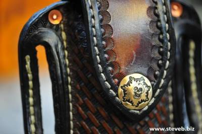 steveb leatherworks - the Nolle