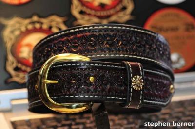 SteveT's  belt