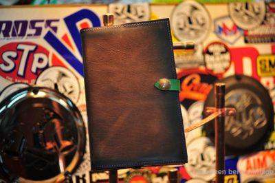 The Bukowski Journal by StevebLeatherworks