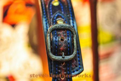 1.2.17.chiklik guitar strap. wmark-4677