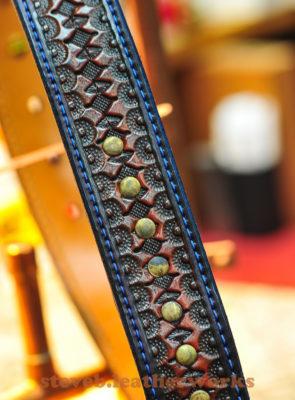 1.2.17.chiklik guitar strap. wmark-4682