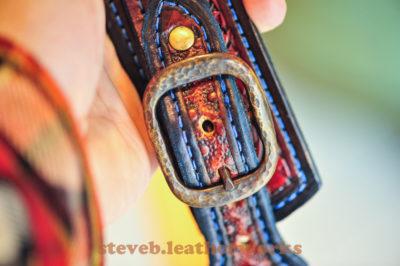 1.2.17.chiklik guitar strap. wmark-4697