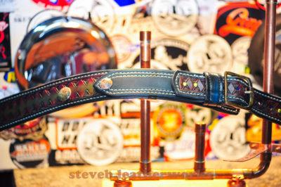 1.2.17.good sheperd guitar strap. wmark-4709