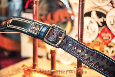 1.2.17.good sheperd guitar strap. wmark-4711