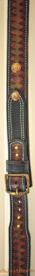 1.2.17.good sheperd guitar strap. wmark-4720